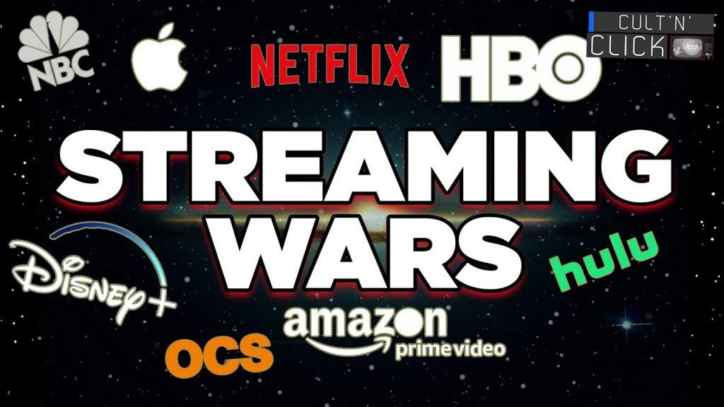 Guerre du streaming - Cityzi