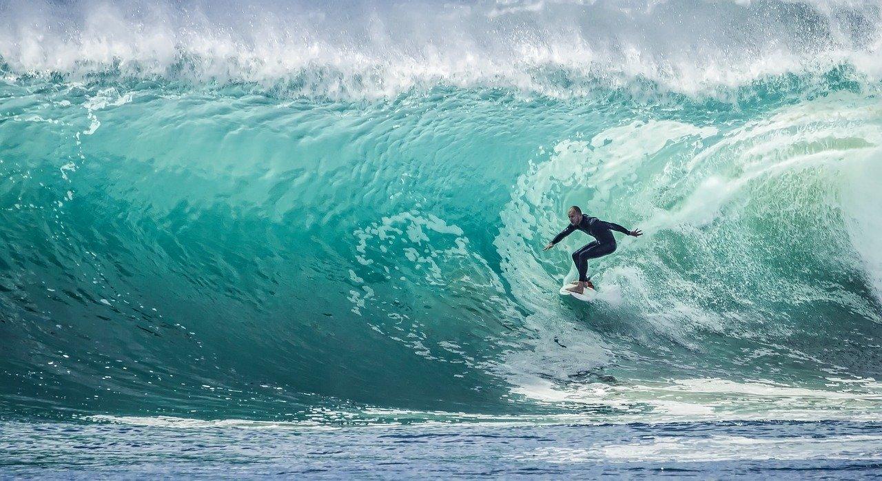 surf en streaming